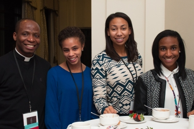 Young leaders present at CSMG 2014