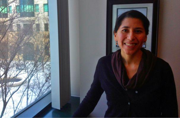 Cecilia Calvo, USCCB