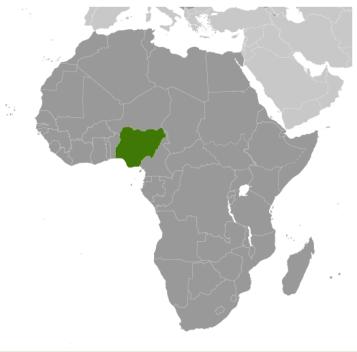 Nigeria (US Government image).