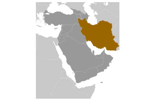 Iran (US Government image).