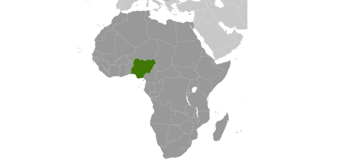 Nigeria. (US Government Image)