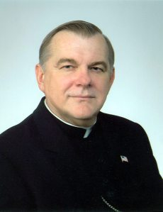 headshot of Archbishop Thoma Wenski