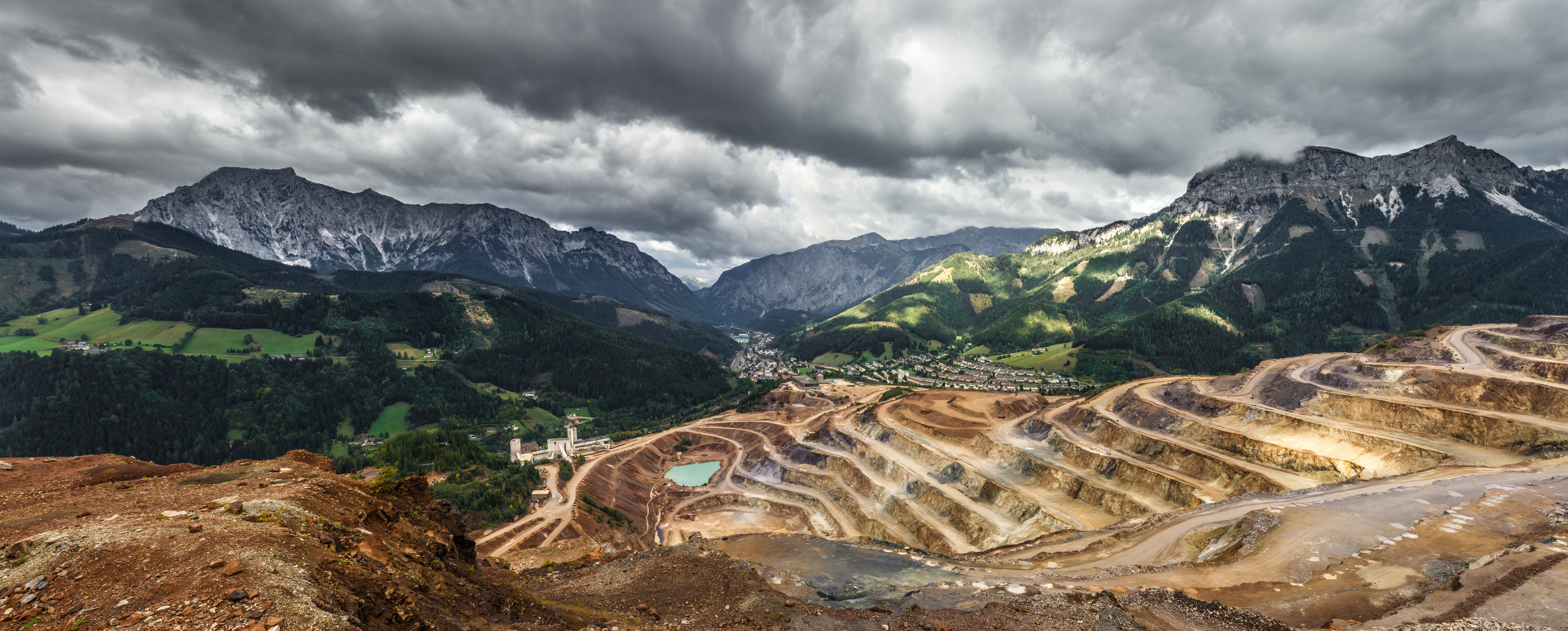 The devastating effect of irresponsible mining practices to go forth - Mining images hd ...