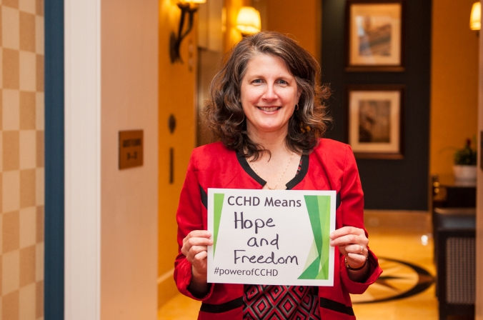 "Linda Plitt Donaldson, Professor of Social Work at the Catholic University of America: ""CCHD means hope and freedom"""
