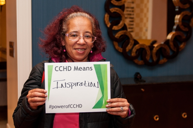 "[name] of the Baltimore-based No Boundaries Coalition: ""CCHD means inspiration"""