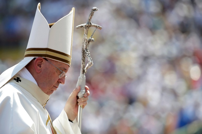 Pope Francis visited three African nations November 25-30 (CNS photo/Max Rossi, Reuters, June 6, 2015)