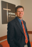 Tony Stieritz at Archdiocese