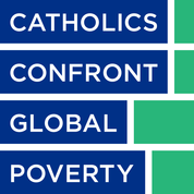 Catholics Confront Global Poverty logo